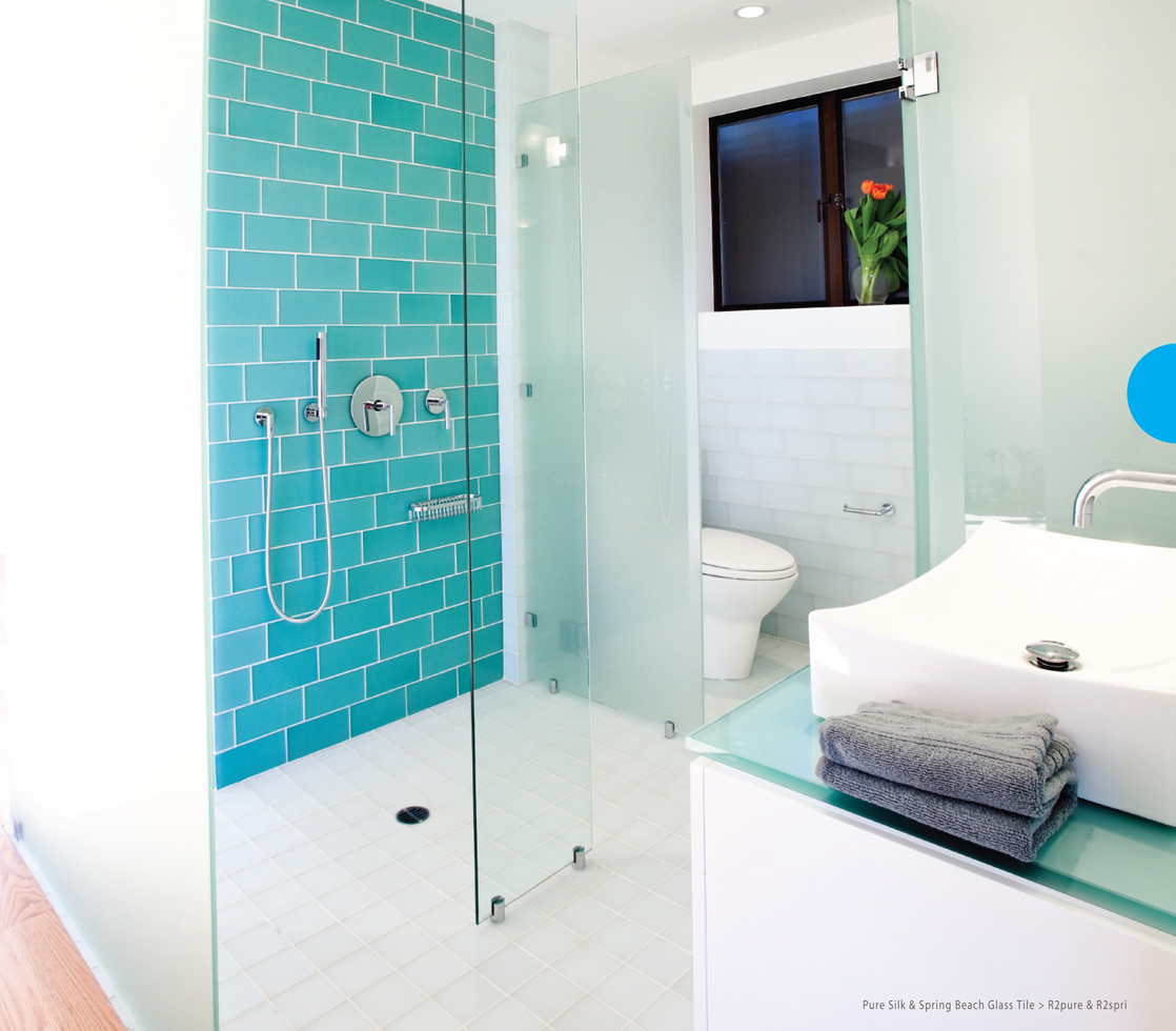 Three Ways to Use Glass Tile to Upgrade Your Home - Home Improvement ...